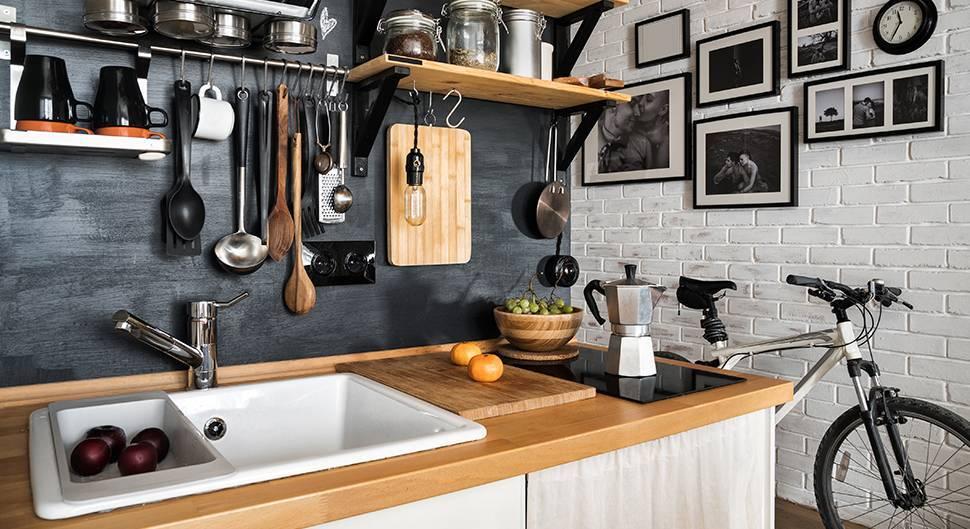une kitchenette