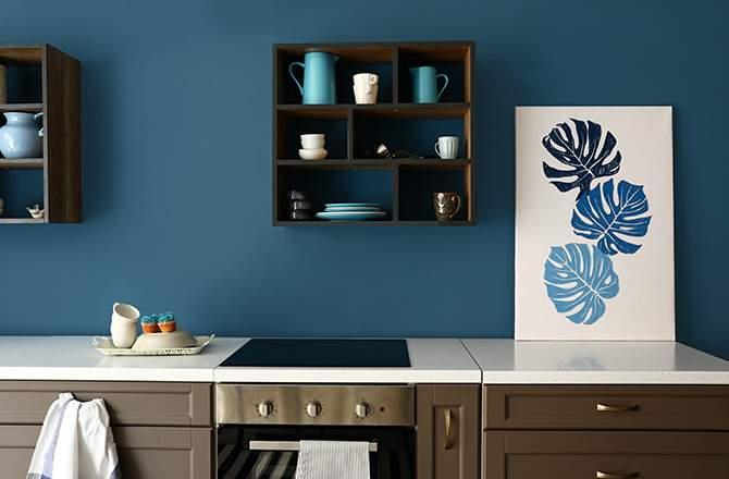 mur cuisine peinture ou carrelage