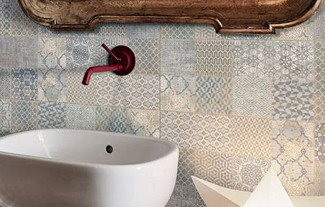 carrelage salle de bain types prix