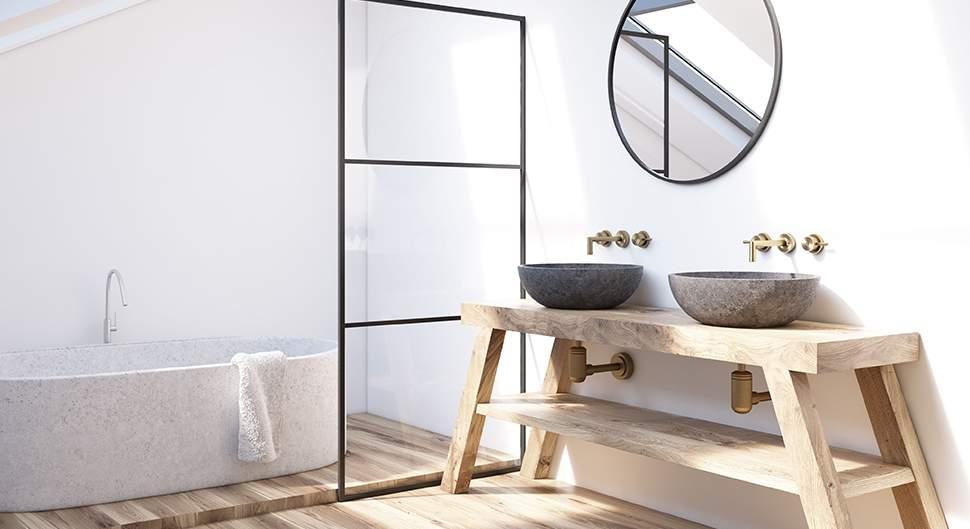 10 Idees Pour Decorer Sa Salle De Bain La Maison Saint Gobain