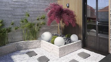 terrasse zen detail du projet de a a
