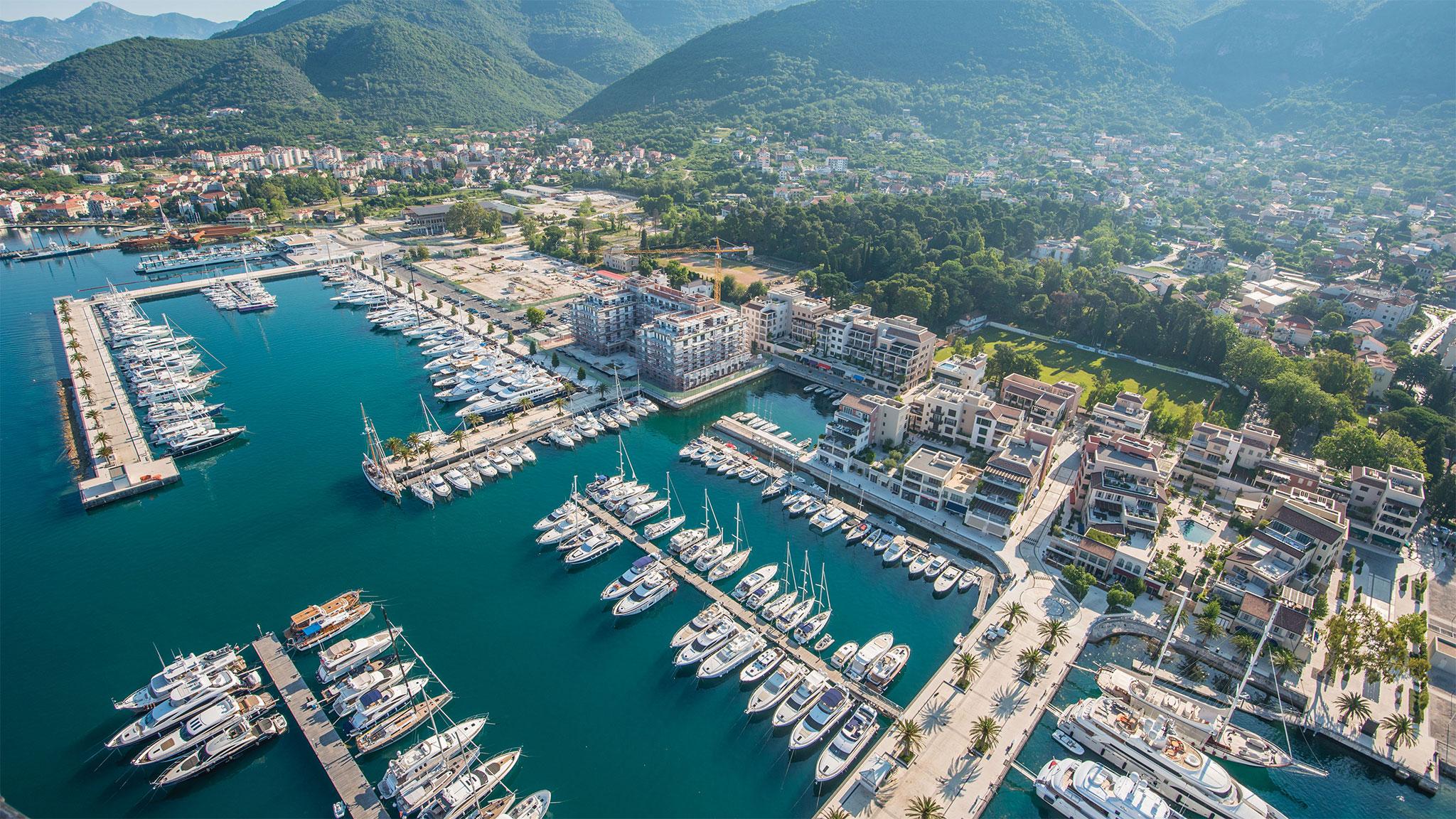 Porto Montenegro A Haven For Billionaires Yachts