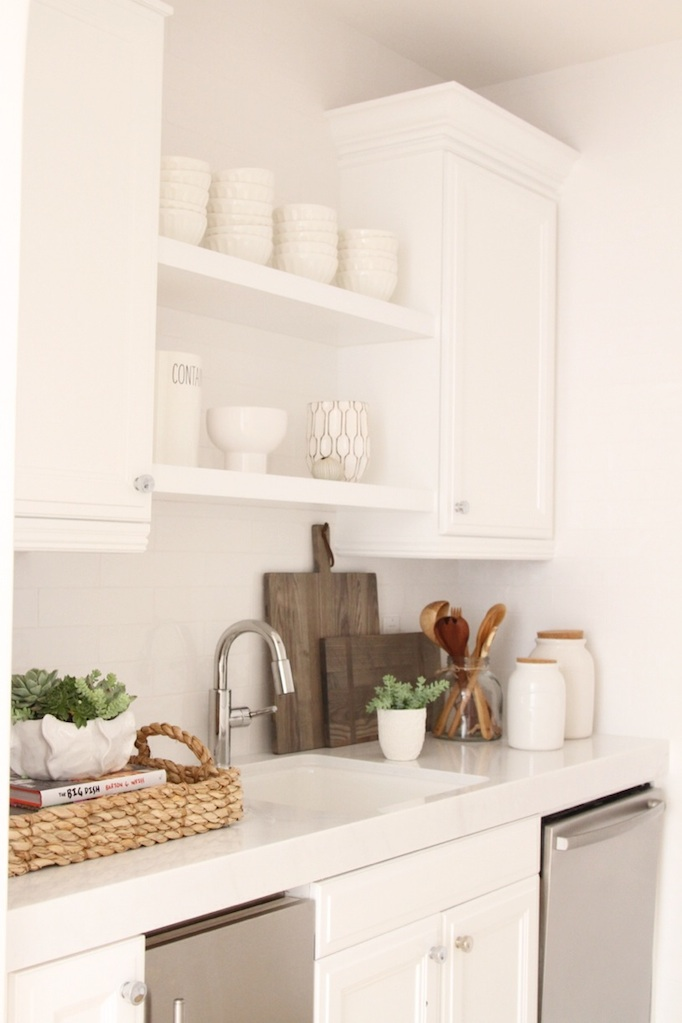 how to style a kitchen owens and davis