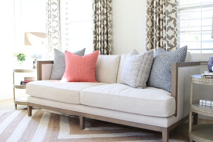 transitonal coastal living room becki owens