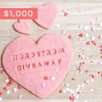 $1000 Nordstrom Giveaway