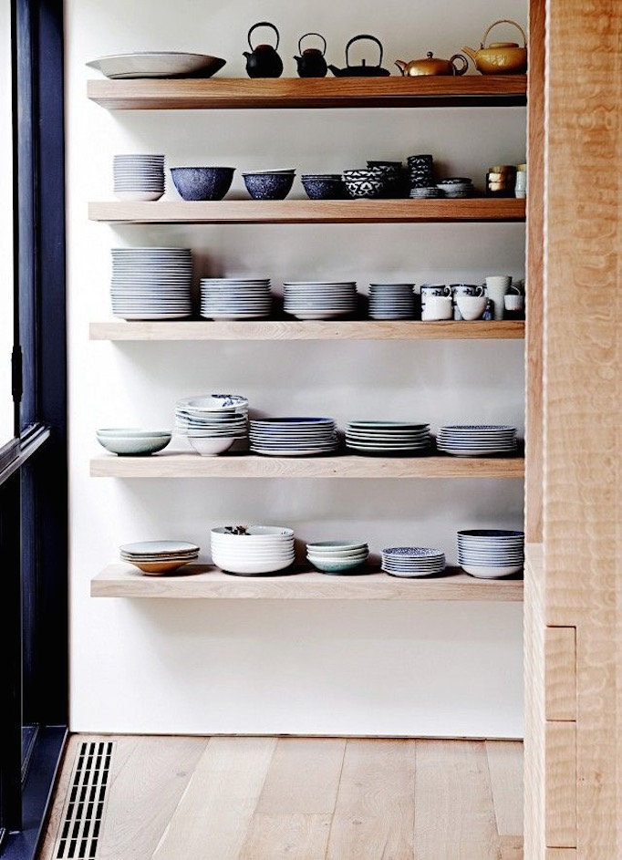 open-wood-shelves