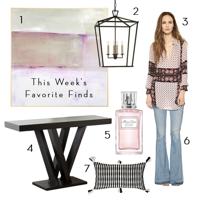 This Week's Favorite Finds