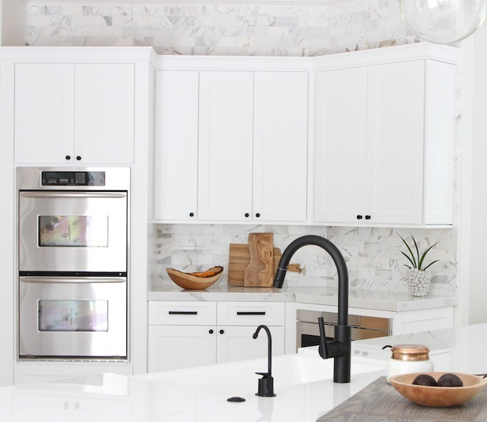 Captivating Black Kitchen Faucet Becki Owens