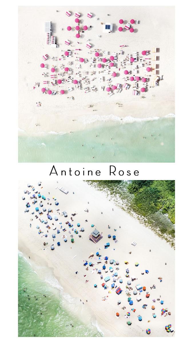 Antoine Rose Aerial Beach Photography