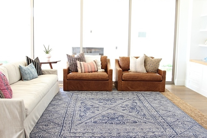 rug trend layer with rugs with becki owens