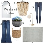 Weekend Sales – 20% off Pottery Barn