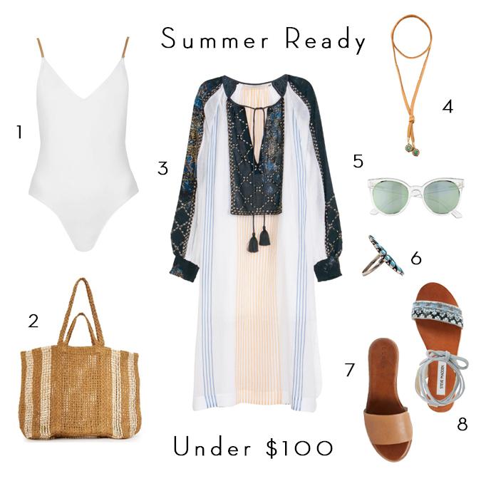 summer ready under $100