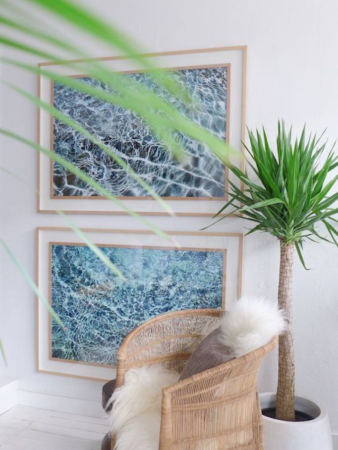 decorating with palms