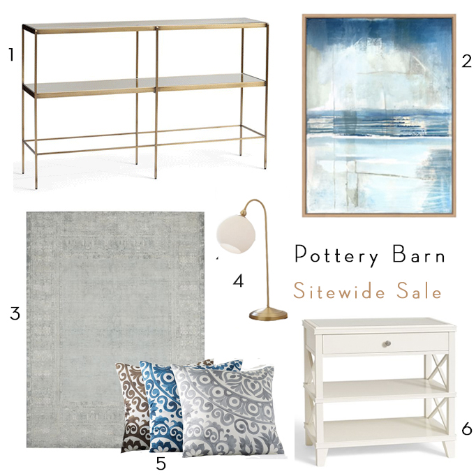 Pottery Barn Buy More Save More