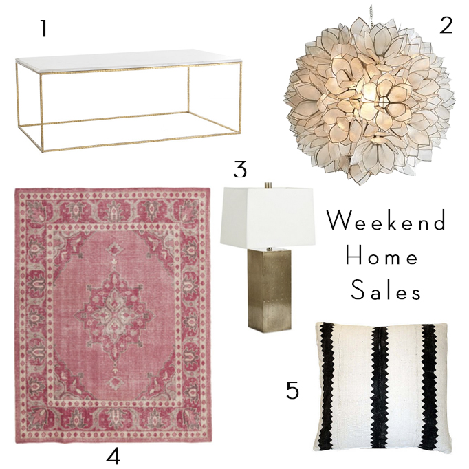 Weekend Home Sales