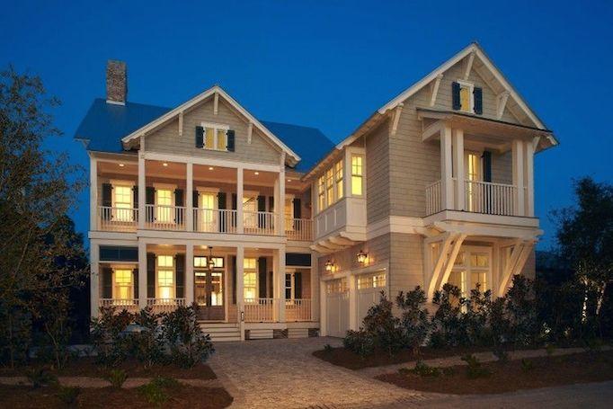 southern beach house