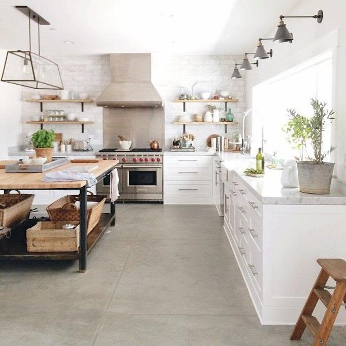 Cement Floors. Great Epic Painted Concrete Floors Diy Bd In Modern ...