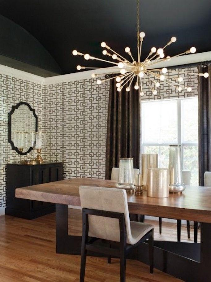 black-ceiling-midcentury-modern