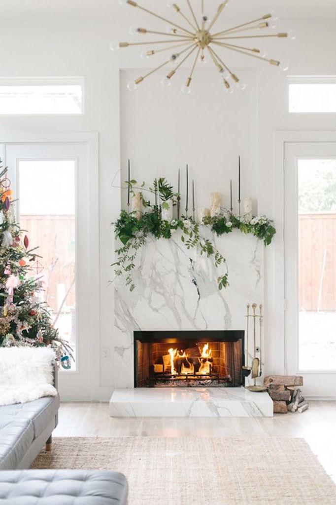 christmasfireplace