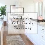 Nordstrom Gift Cards Giveaway