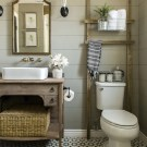 2018 Trend: Sage Green Bathrooms