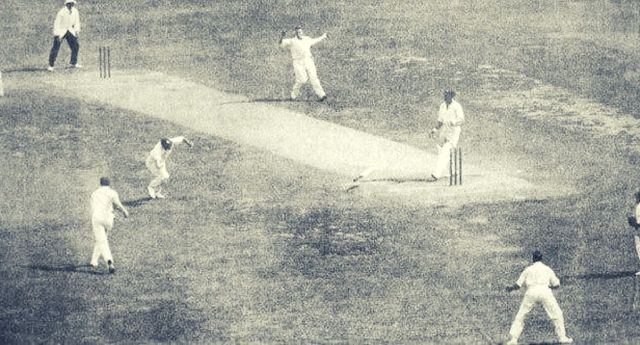 Read The Story Of First International Cricket Match