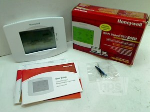 Honeywell TH8320WF1029 WiFi Vision Pro 8000 Touchscreen