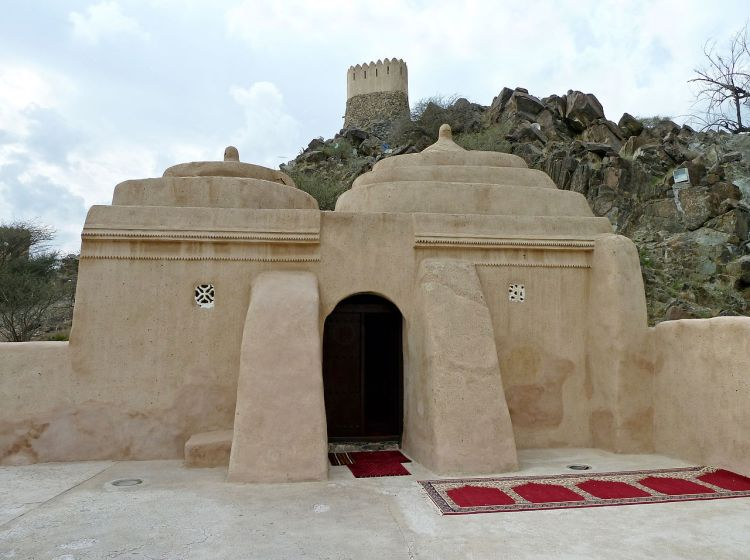 This mosque is a Middle East secret that can't be missed.