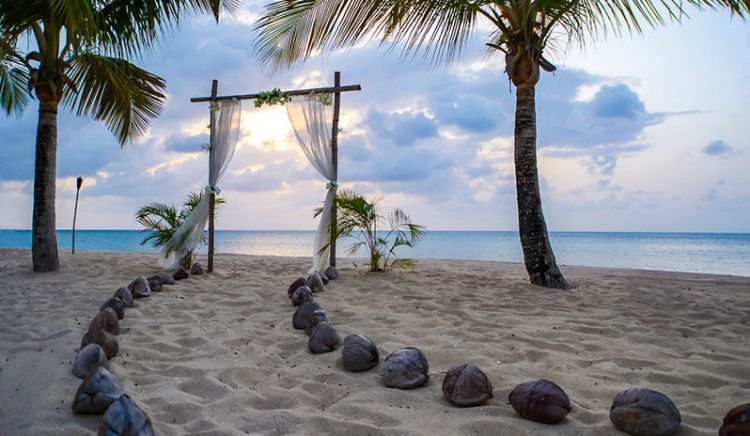 Are planning your wedding for 2019? How about Galley Bay, Antigua?