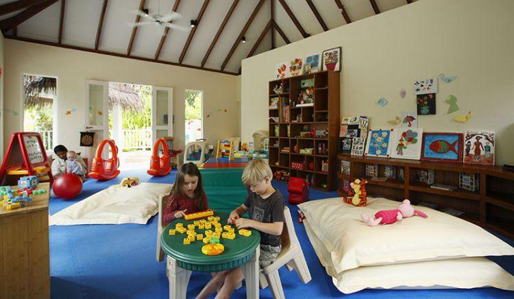 Kids club at Centara Island Resort & Spa