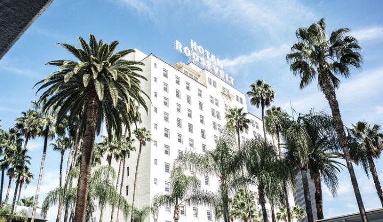 Hotel Roosevelt, Los Angeles