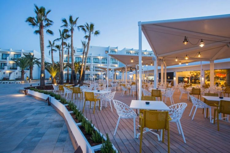 Ibiza with no clubbing
