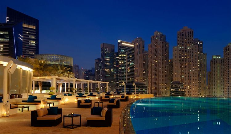 best rooftop swimming pools