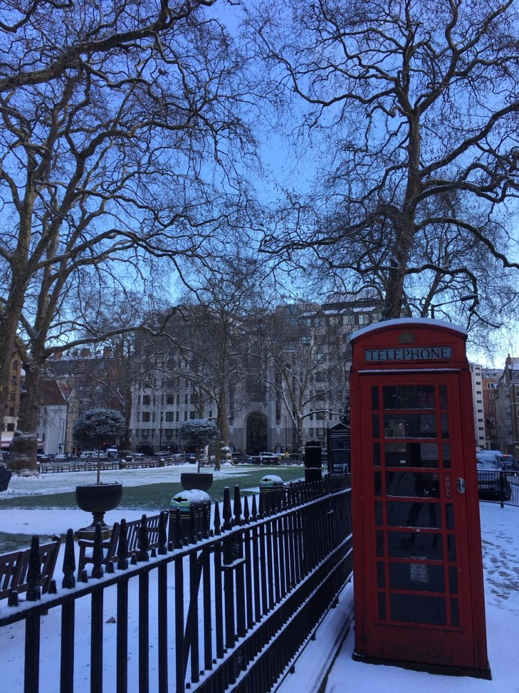 A Kenwood Travel holiday to London