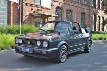Volkswagen Golf Cabriolet 1989 107 000 km Essence Manuel 95 Ch Annonce Carcelle Import Allemagne occasion