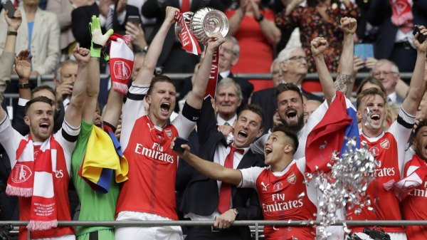 FA Cup: Aaron Ramsey hits winner as Arsenal beat Chelsea ...