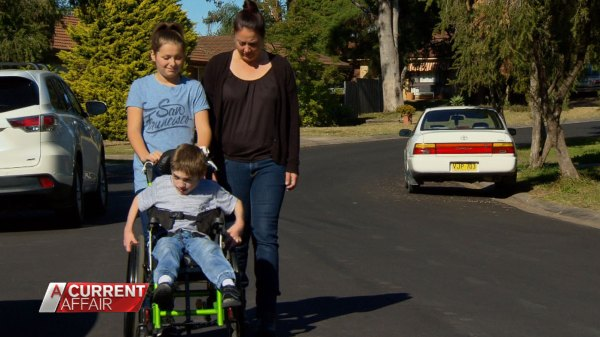 Single mother says she fears 'institutionalising' disabled ...