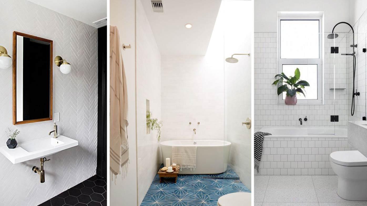 Small bathroom renovation ideas - 9Homes on Small Bathroom Renovations  id=29539
