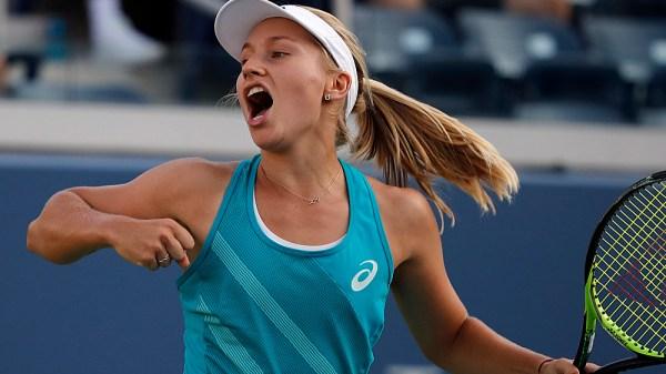 US Open 2017: Daria Gavrilova into second round after ...