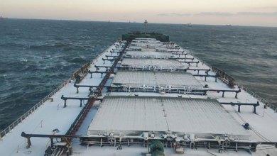 Australia coal ship Jag Anand docks in China after a year at sea