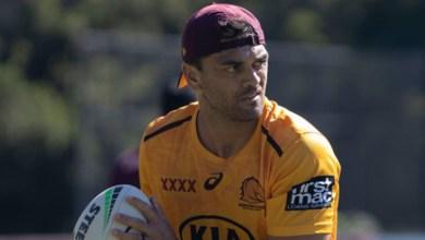 Brisbane Broncos star Karmichael set for comeback as State of Origin stars named