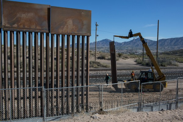There's Already an Invisible Wall Between the U.S. and Mexico