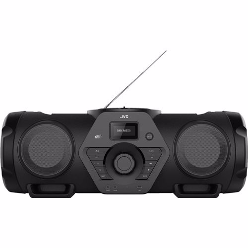 JVC portable speaker / BoomBlaster RV-NB200BT-BP