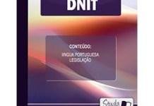 Apostila Concurso DNIT Departamento Nacional de Infraestrutura de Transportes