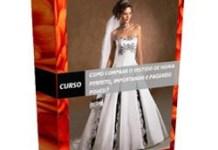 Como comprar o vestido de noiva perfeito, importando e pagando pouco
