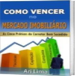 Livro COMO VENCER NO MERCADO IMOBILIÁRIO