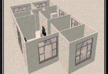 Kit 3 projetos de casas (Pdf)