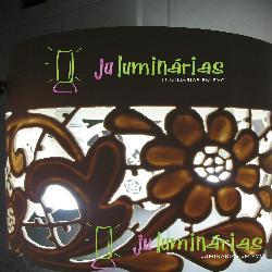 Apostila de Luminária em PVC - Pendente Floral do Programa Mais Você