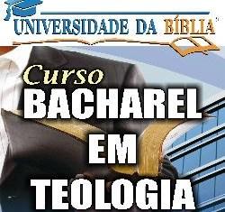 Curso Bacharel em Teologia