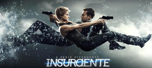 A saga Divergente - Insurgente